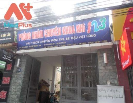 Phòng khám của bác sĩ Hùng là cơ sở khám tổng quát cho bé hàng đầu Hà Nội