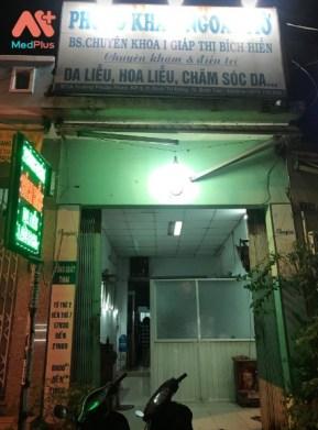 Phòng khám Da liễu quận Bình Tân - BS.CKI. Giáp Thị Bích Hiền