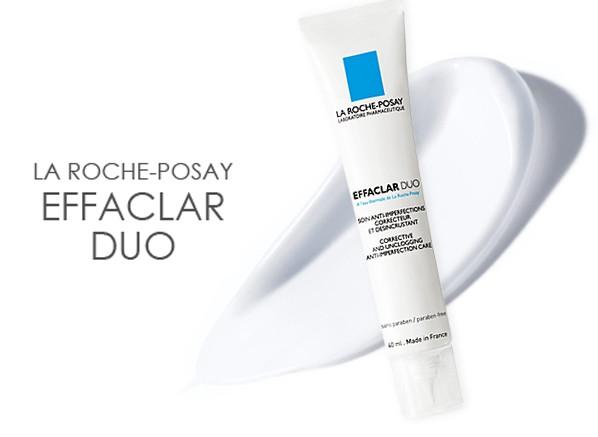 Kem trị mụn La Roche Posay Effaclar Duo+ tốt không và cách dùng