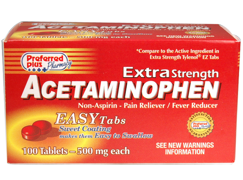 Thuốc Acetaminophen