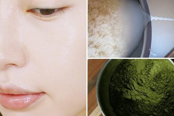 Cách trị mụn bằng nước vo gạo vừa tiết kiệm mà tác dụng cao