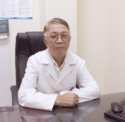 Bác sĩ CK II Nguyễn Quang Cừ