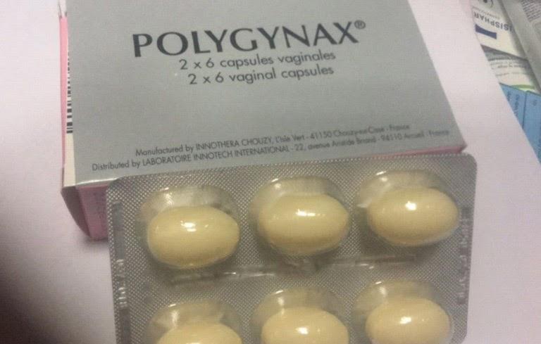 polygynax és Trichomonas