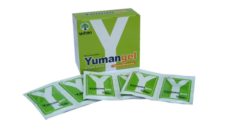 Thuốc dạ dày Yumangel