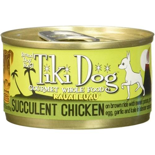Tiki Dog