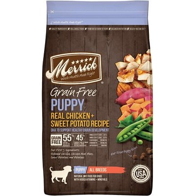 Dog Food Product Image