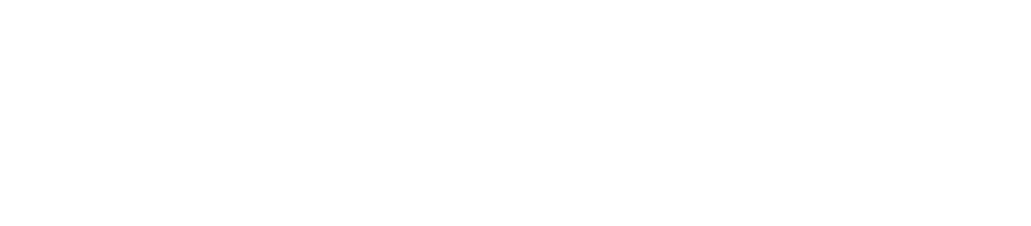 OurDomain Rotterdam Blaak logotype in white