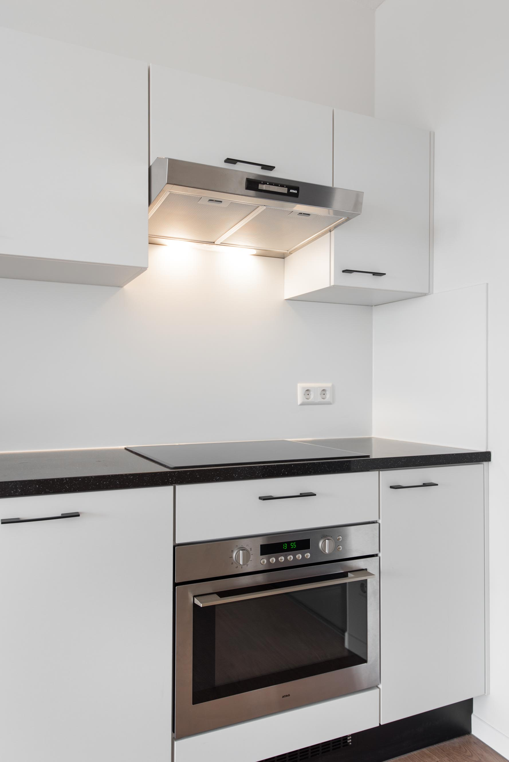 1-bedroom unfurnished apartment in OurDomain Amsterdam Diemen -kitchen detail