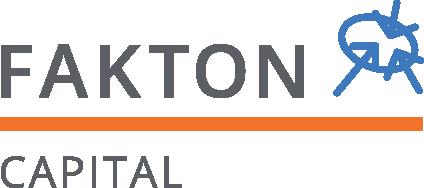 Fakton Capital logo coloured