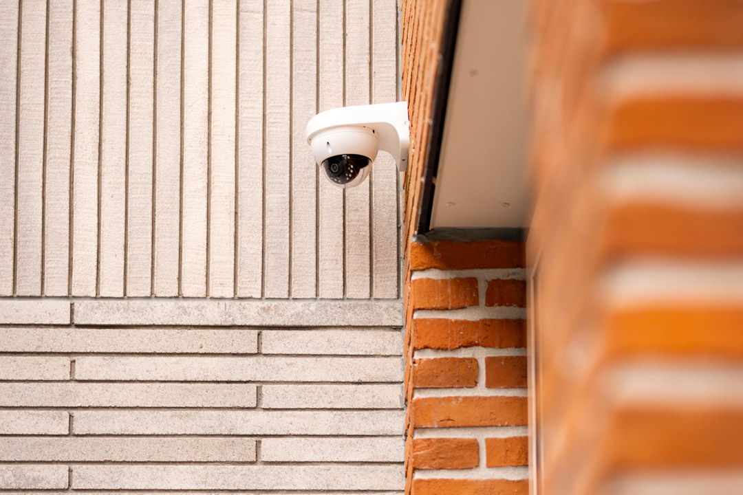 CCTV Security at OurDomain Amsterdam South East