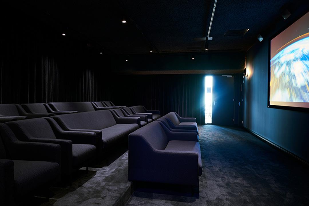OurDomain Amsterdam South East Facilities: Cinema Room Thumbnail
