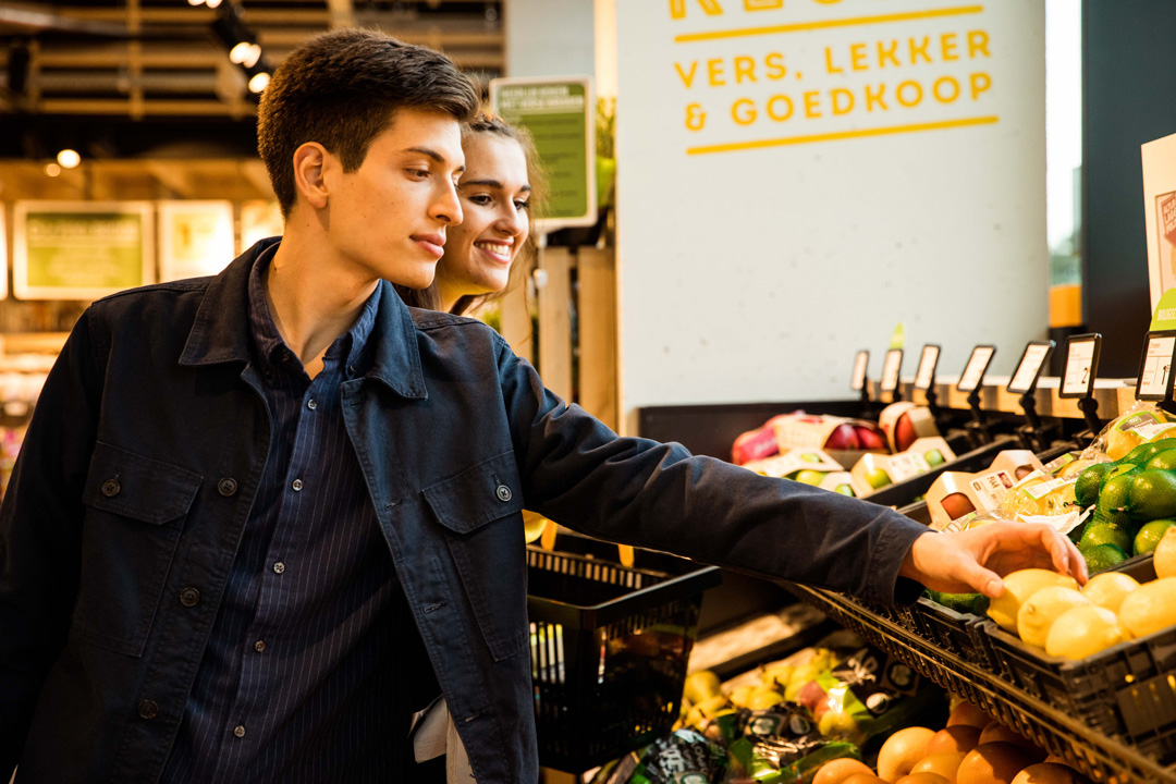 OurDomain Amsterdam South East Commercial Facilities: Jumbo supermarket