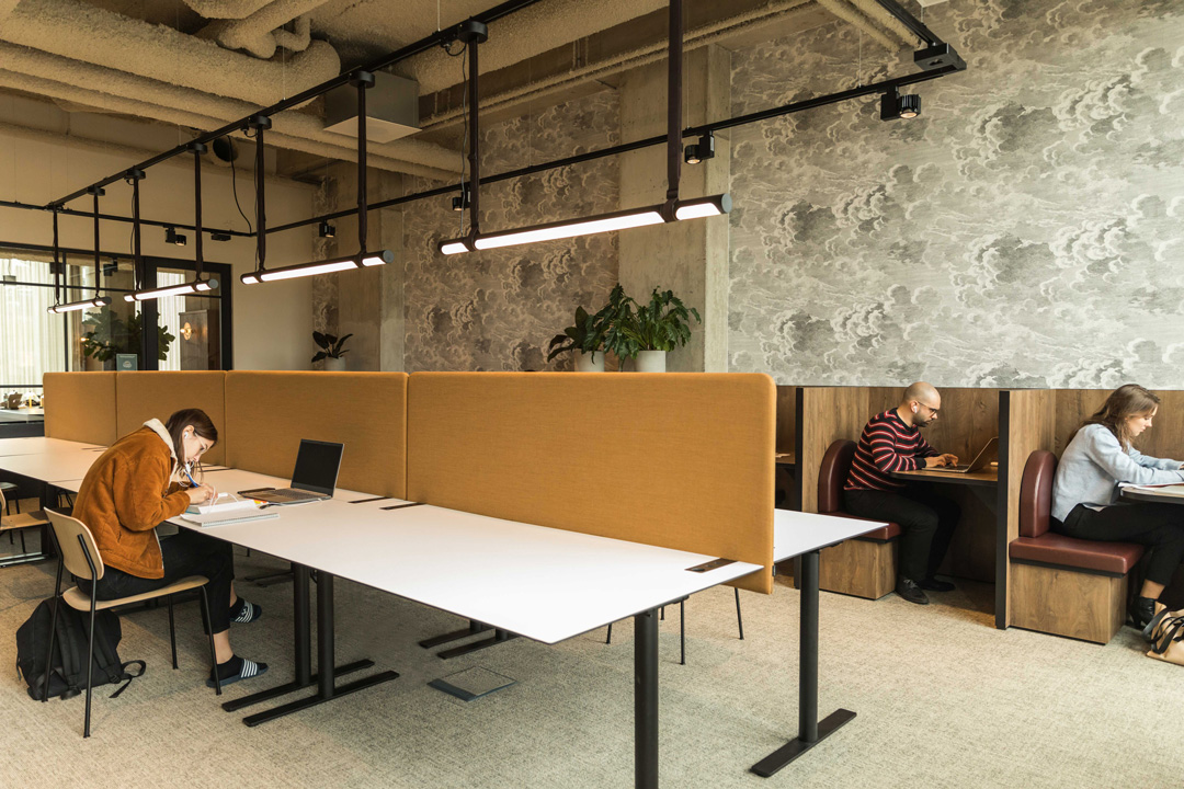 OurDomain Amsterdam South East Facilities: Study and Workspaces Thumbnail