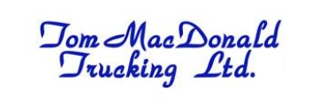 Tom MacDonald Trucking Logo