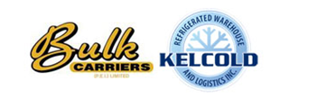 Bulk Carriers and Kelcold Logos