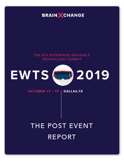 cover image of the post event report for tech summit