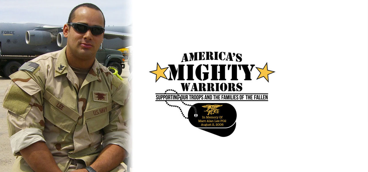 Marc Lee, Mighty Warriors of America