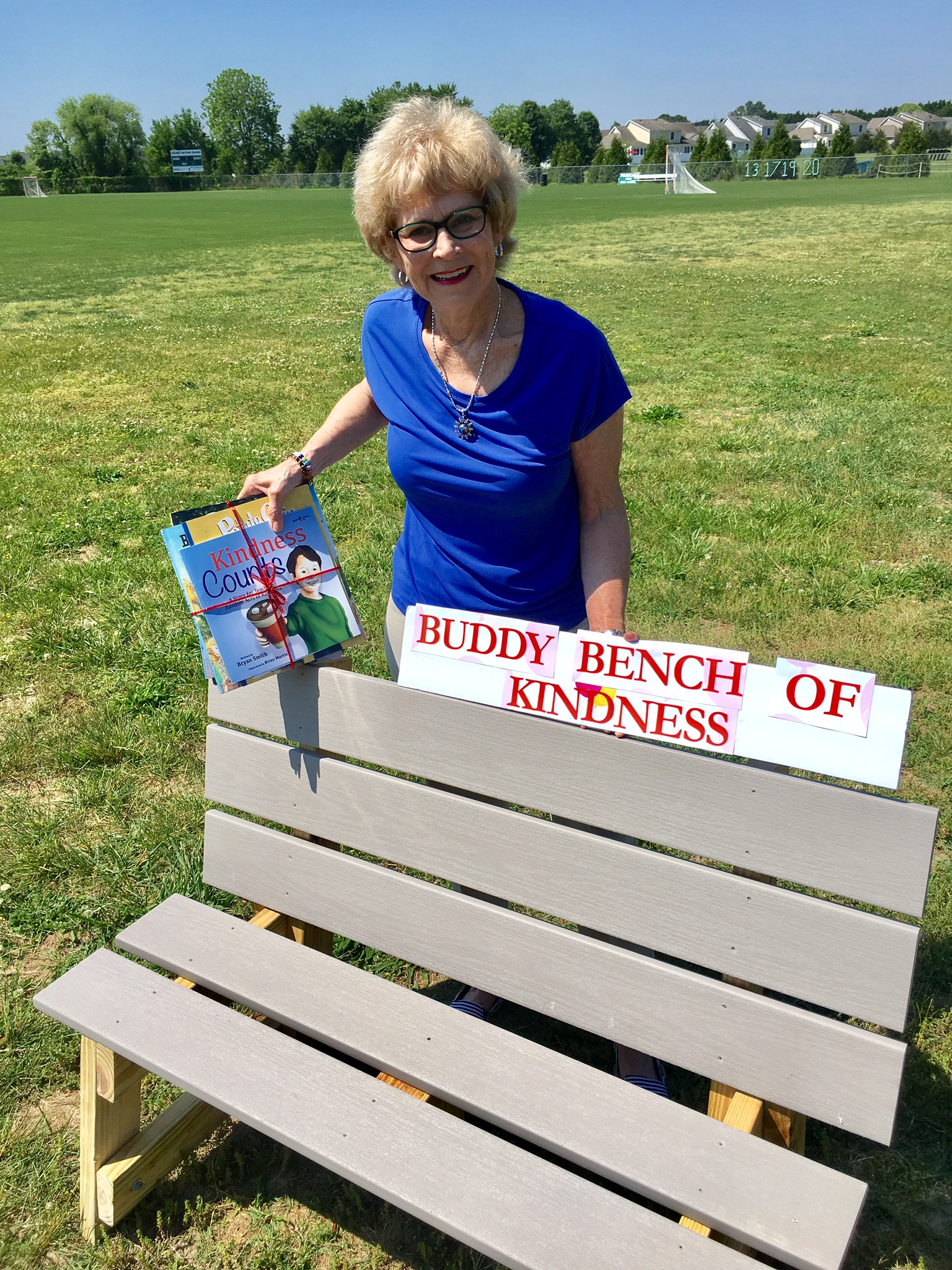 From Kindness Bracelets to Buddy Benches