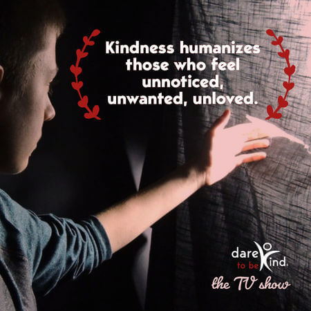 Gabriella van Rij featuring the Dare to be Kind TV Show