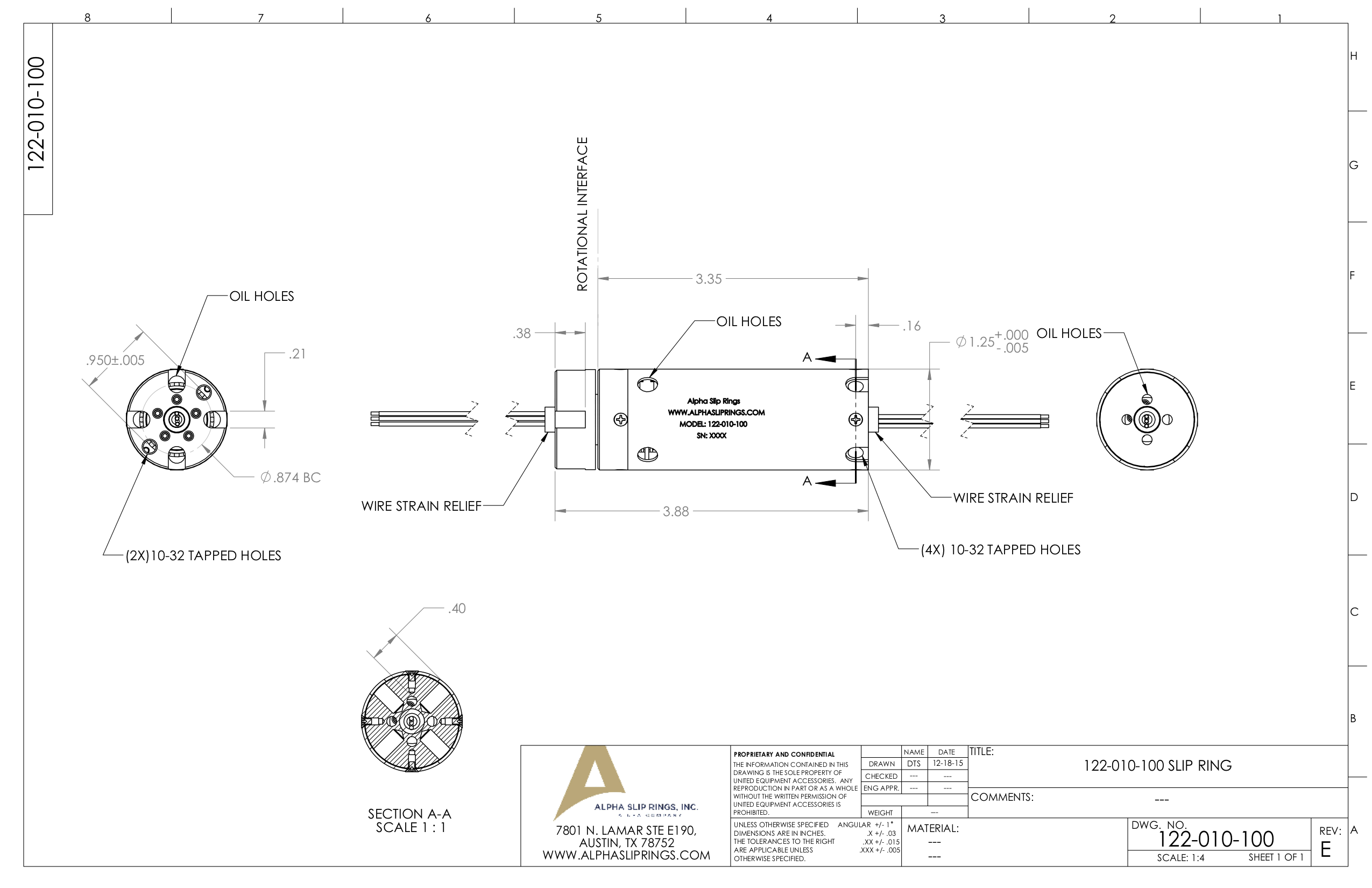 Vector Compact Mechanical Wiring Diagrams