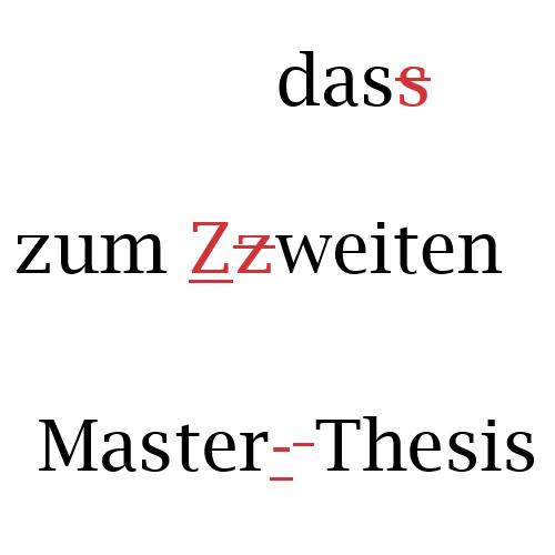 Rechtschreibung oder Orthografie