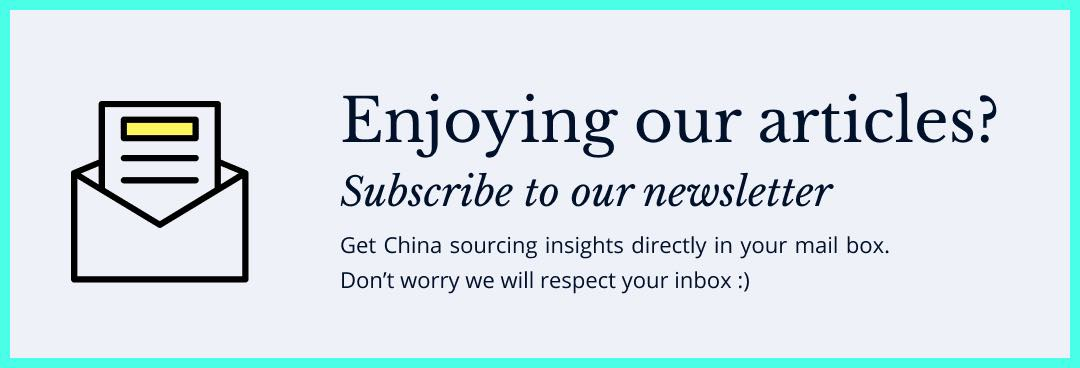 Subscribe to Sourcing Allies Newsletter