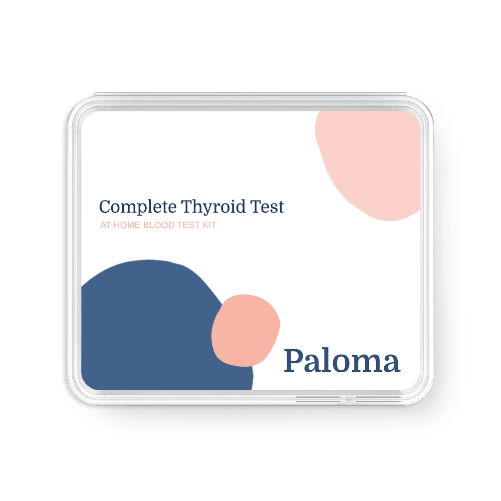 thyroid blood test kit