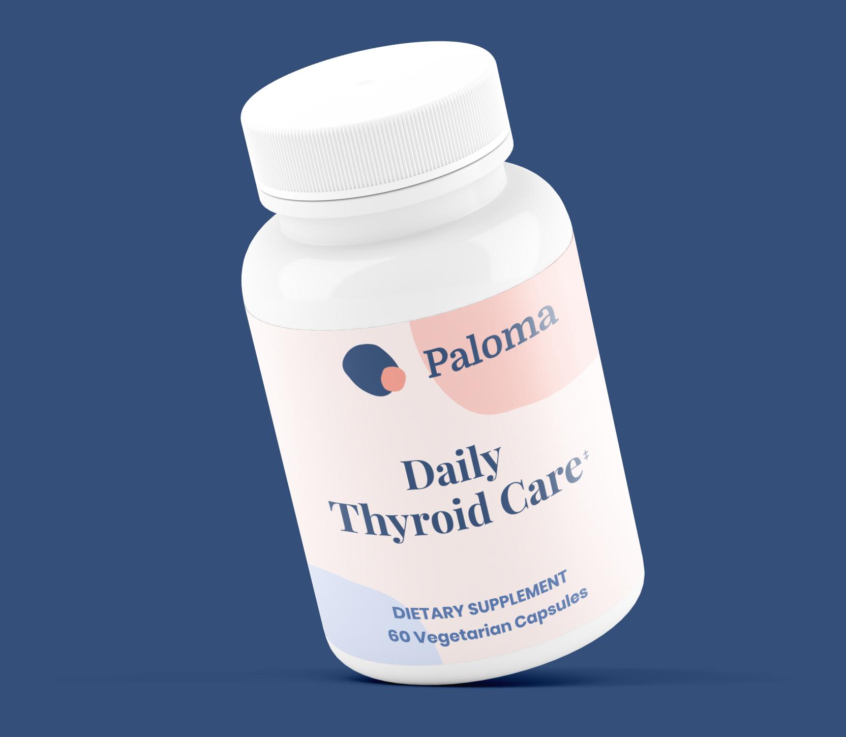 hypothyroidism vitamin supplements