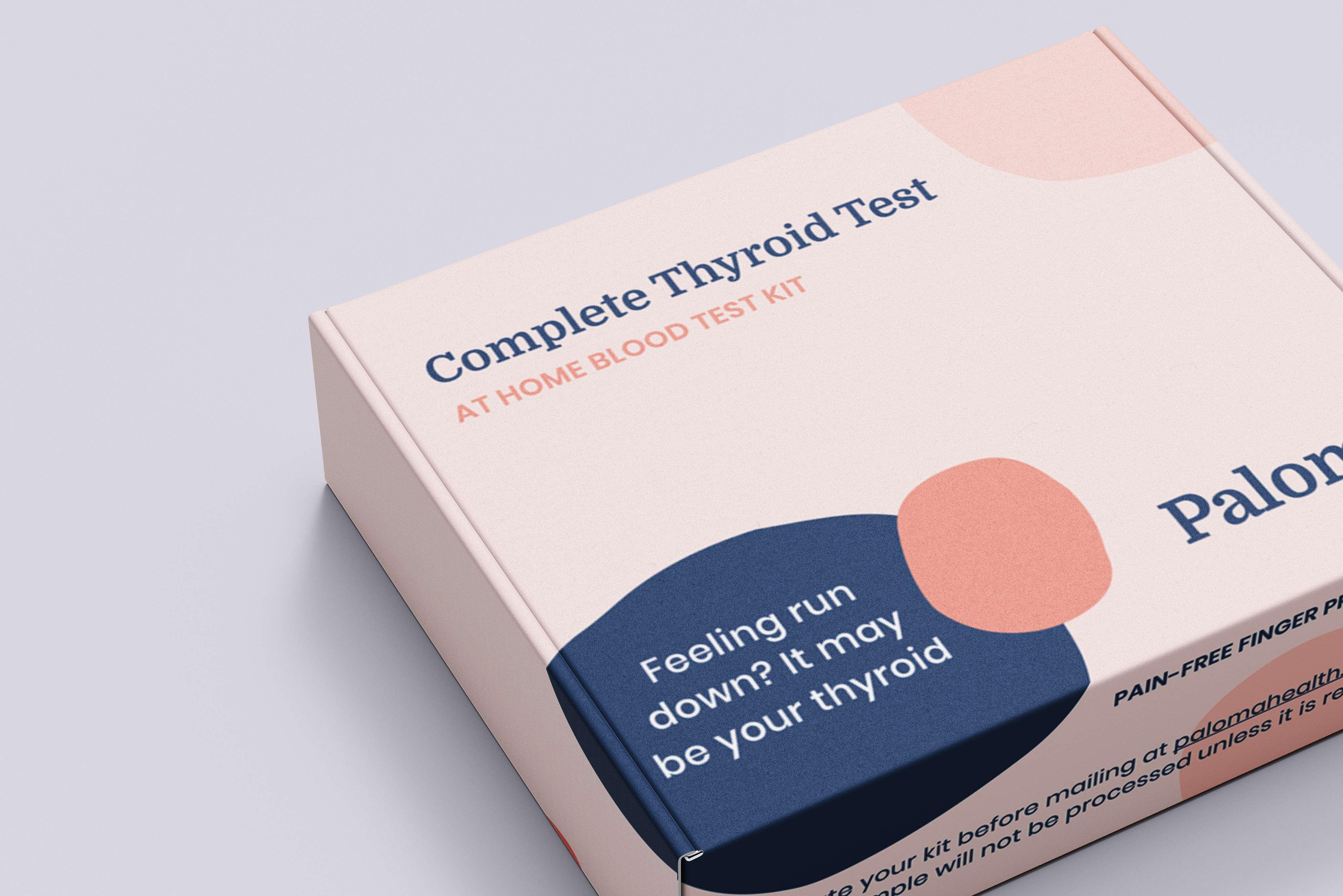 at home hypothyroidism test