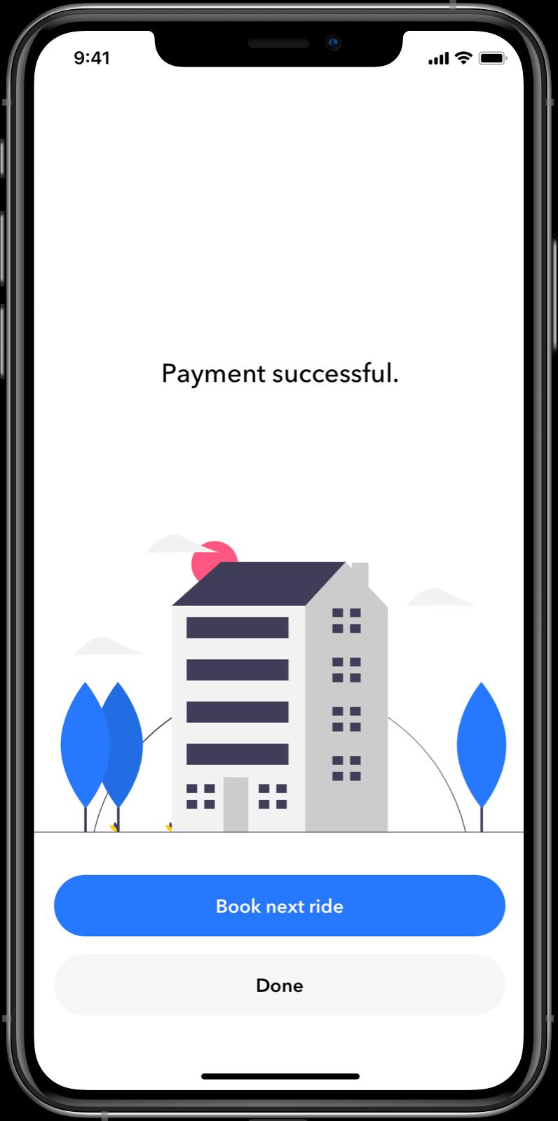 Kunden-App: Zuverlässige In-App-Zahlungen