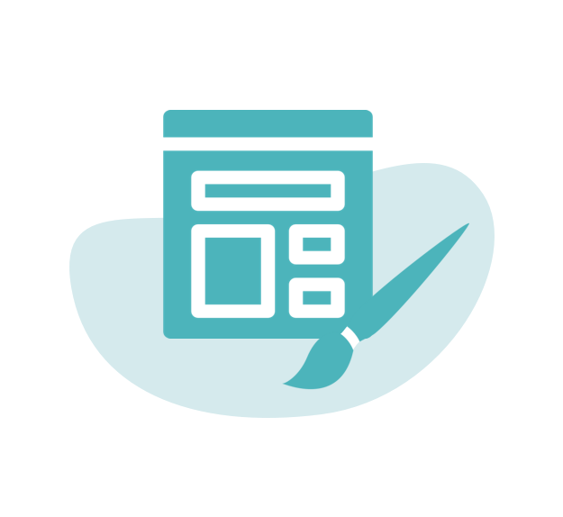 Hive email marketing templates icon