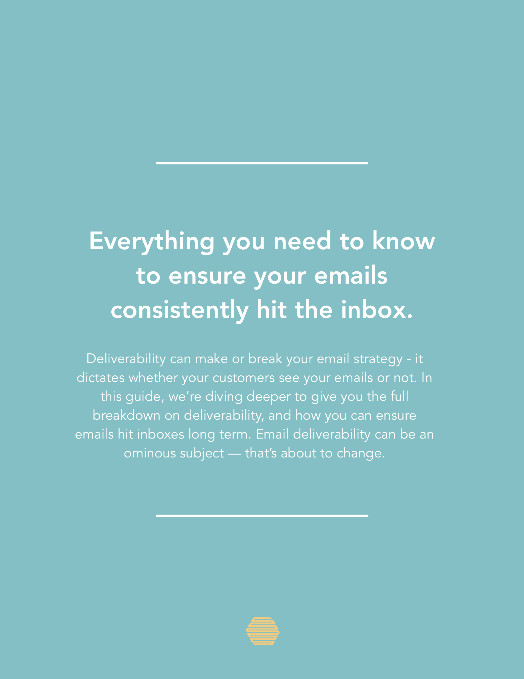 Hive.co Email Deliverability Guide Preview Page 2