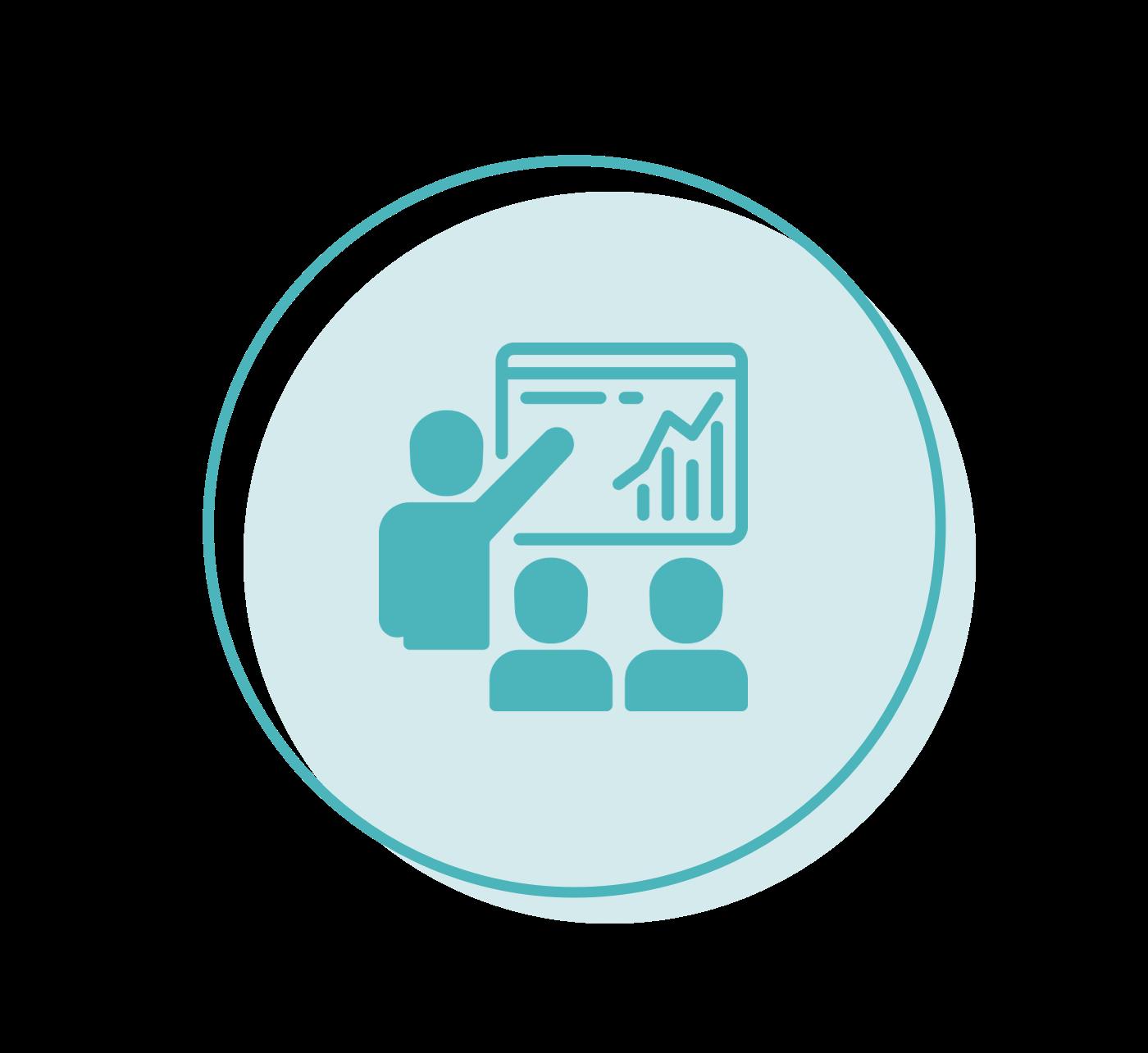 Hive email marketing CRM platform training icon