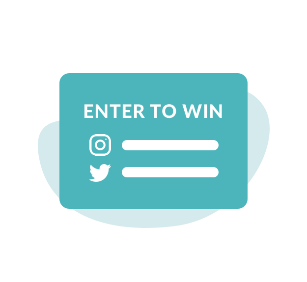 hive email marketing contest for signups feature