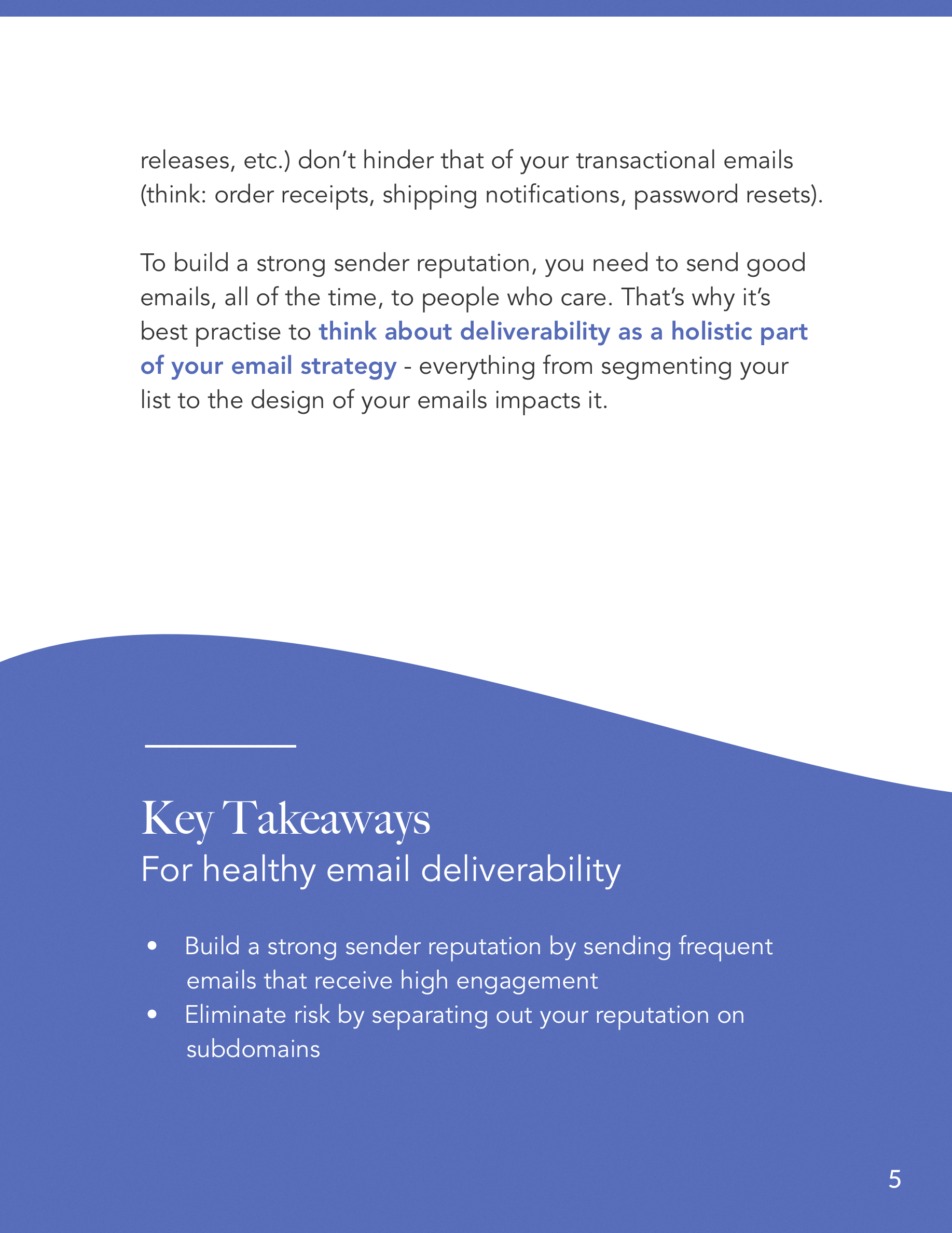 Hive.co Email 101 Guide Preview Page 5