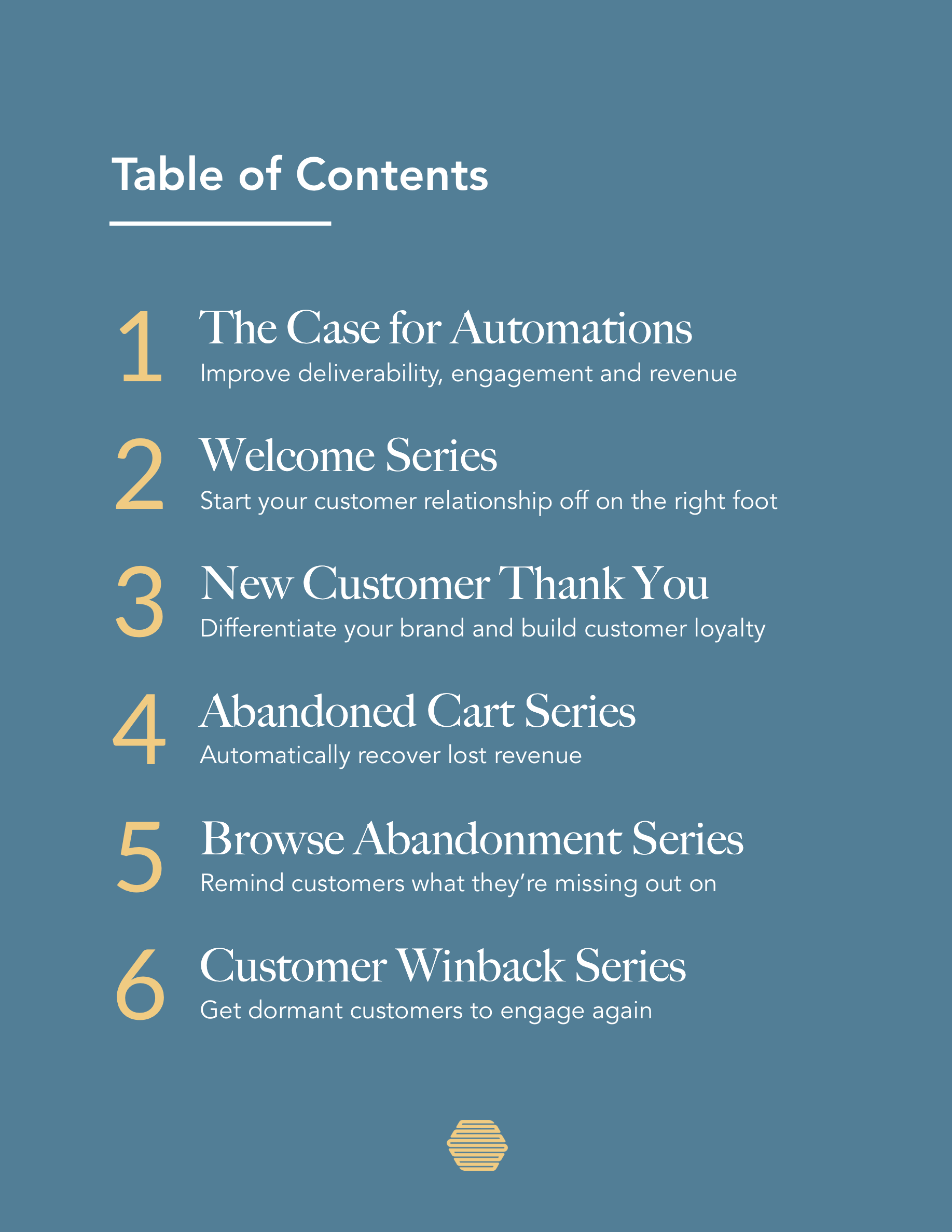 Hive.co Email Automations Guide Preview Page 3