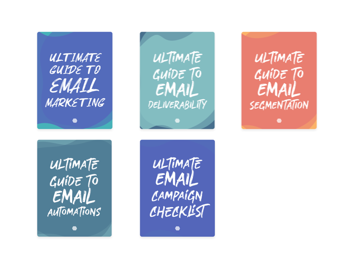 Hive's email marketing guides