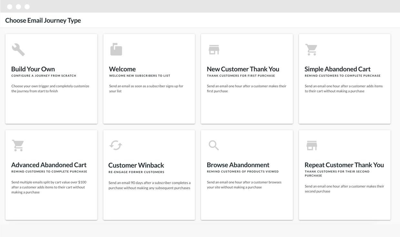 Hive prebuilt ecommerce automations product screenshot