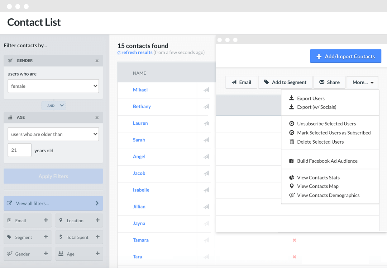 Hive Flexible data management and reporting product screenshot