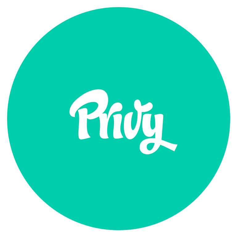 Hive's Privy integration icon