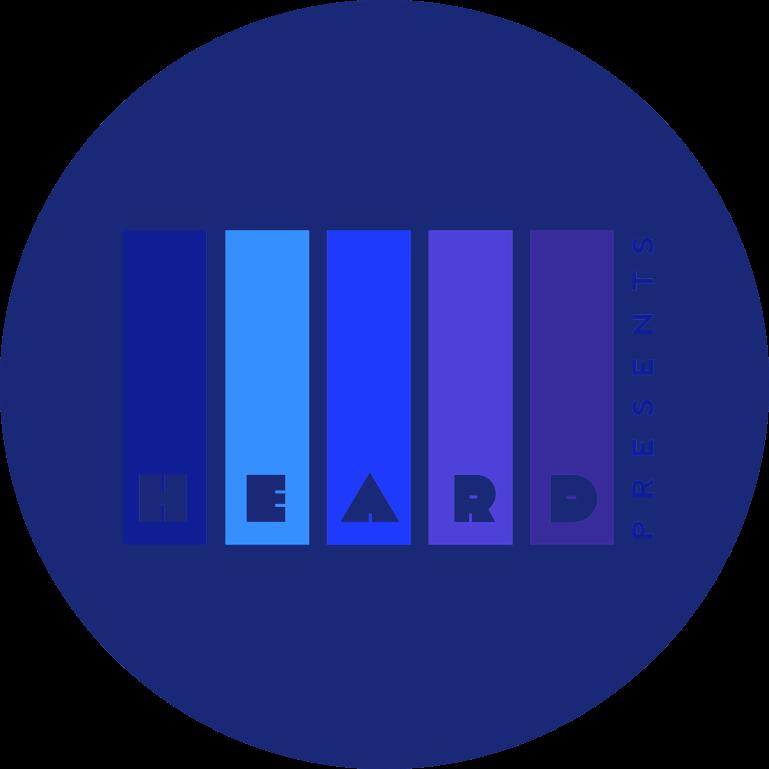 Heard Presents' logo for Hive testimonial