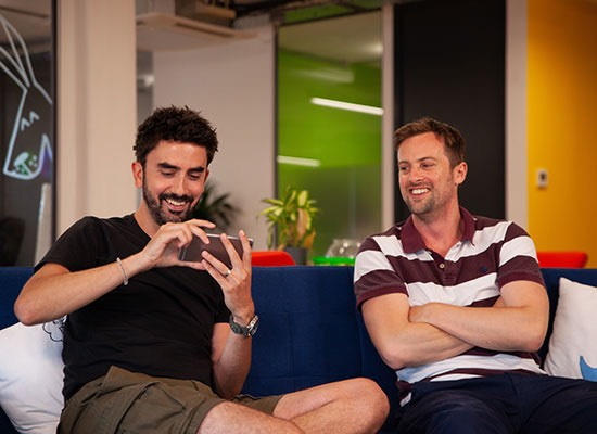 Team company image