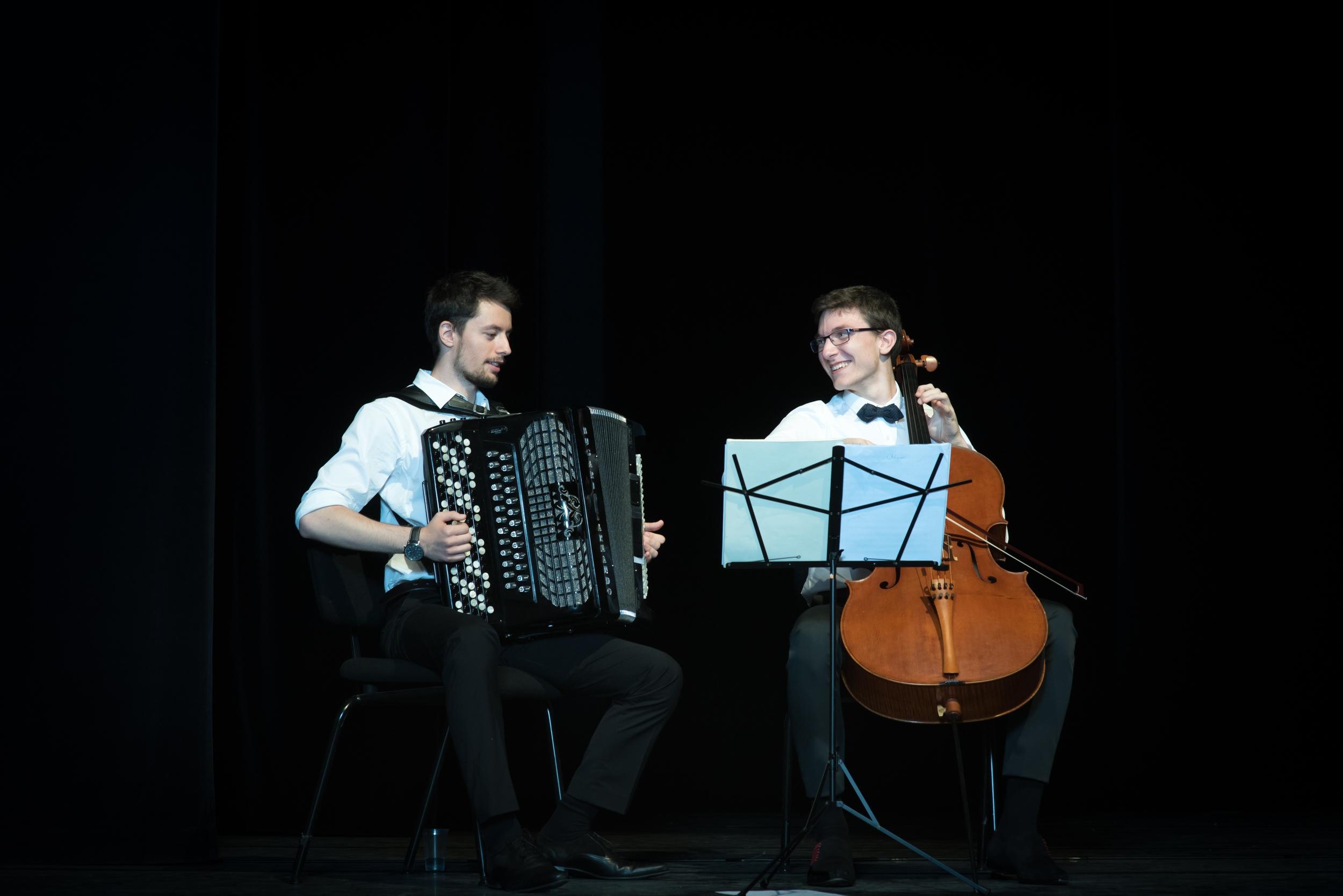 Duo Made in Belgium