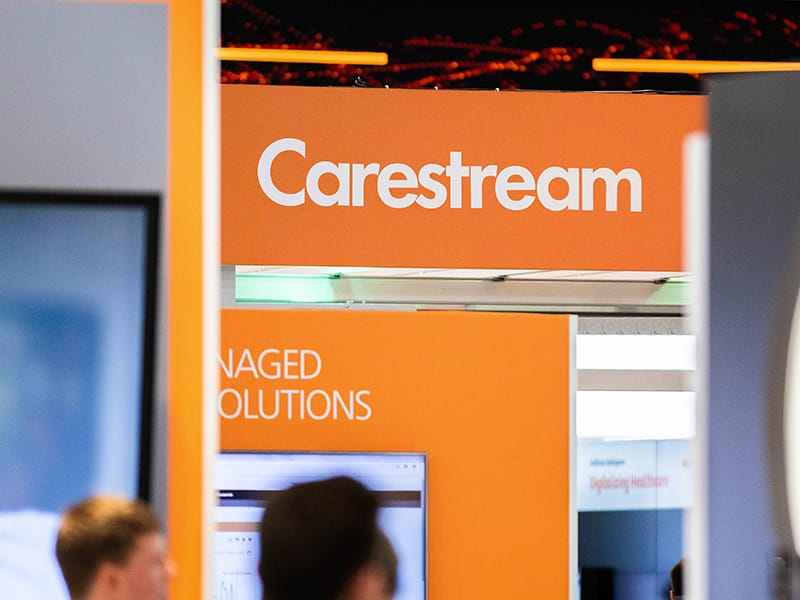 See how Carestream Mastered Event Lead Capture with Integrate Events
