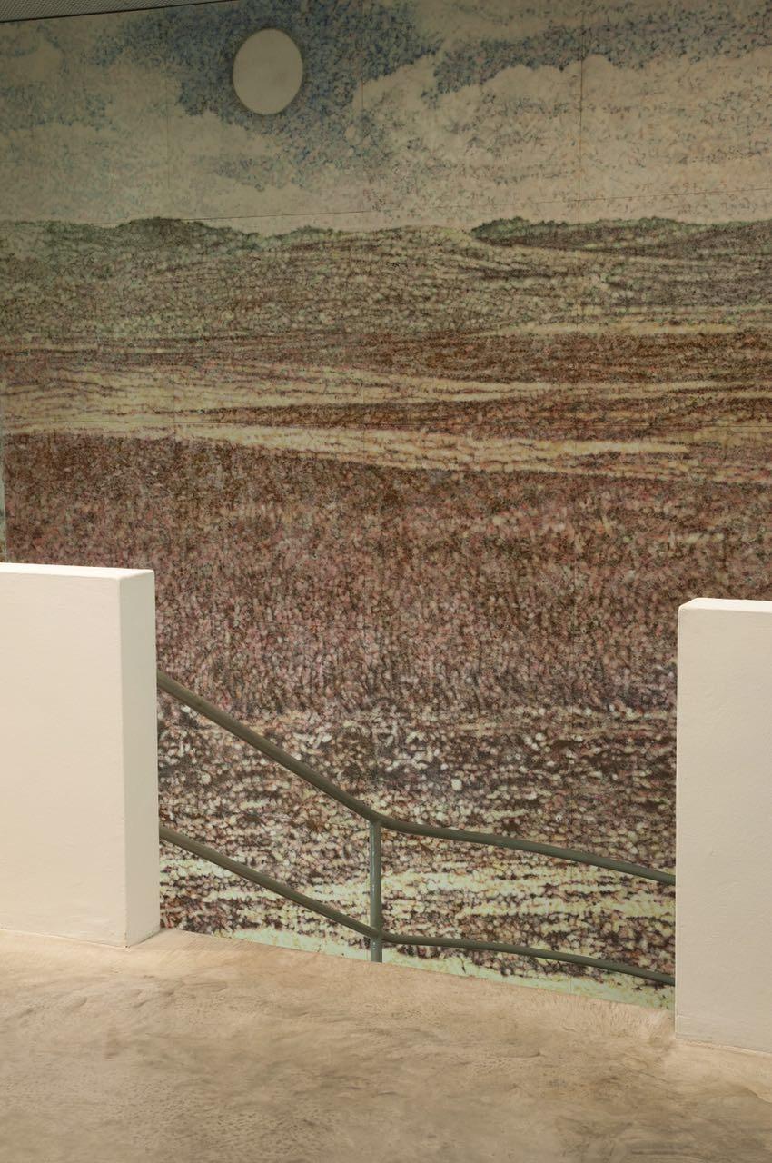 "Gal Weinstein, ""Sun Stand Still"" Israeli pavilion at the Biennale di Venezia"