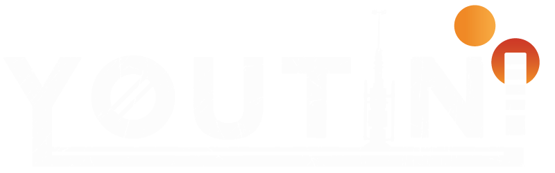 White youtini logo