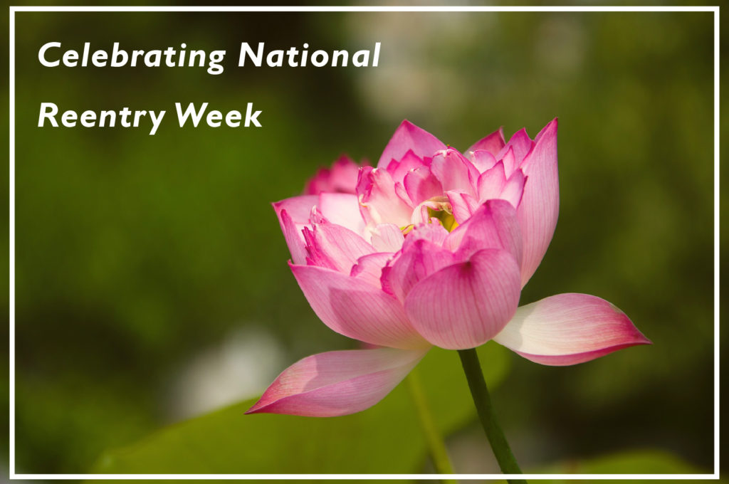 Reentry Services: Celebrating National Reentry Week