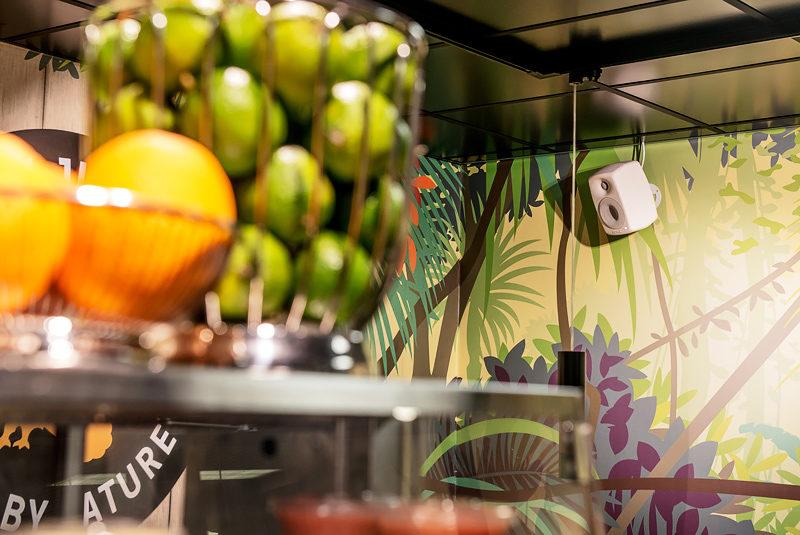 Jungle Juice Bar closeup