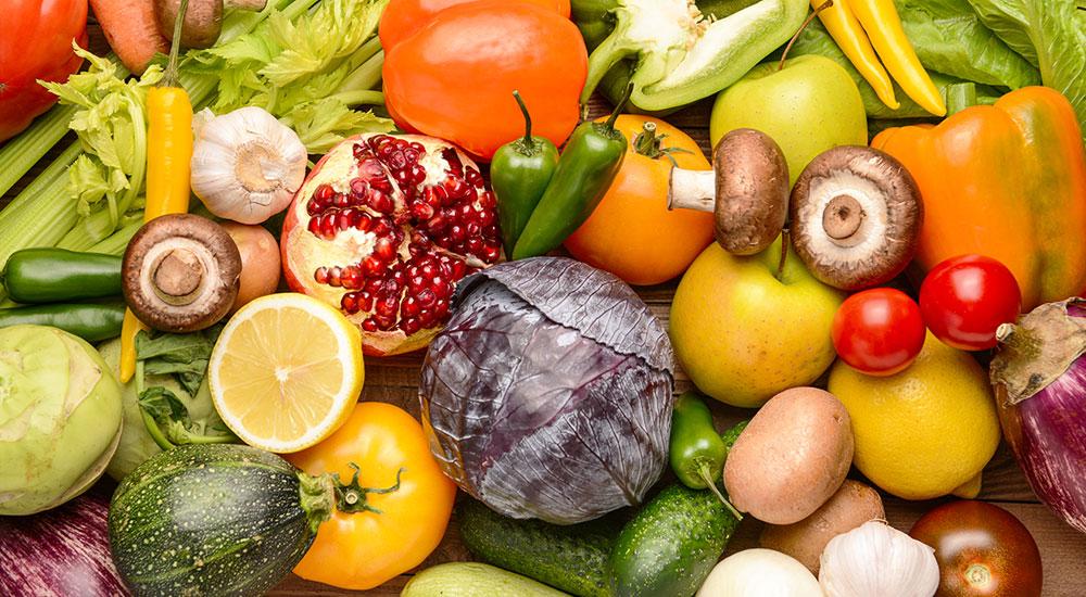 Organic wholesale fruit and veg
