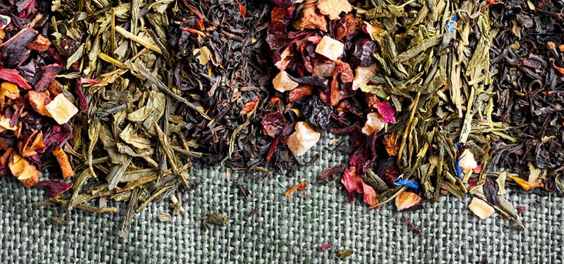 organic tea varieties